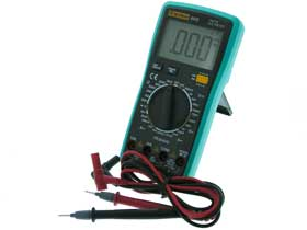 Talking Digital Multimeter