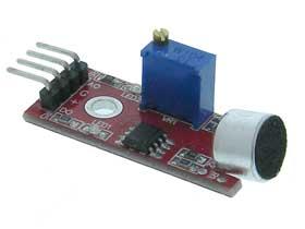 Analog Sound Sensor Module for Microcontrollers