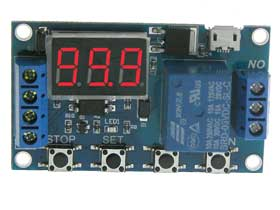 Multi Function Time Relay SPDT
