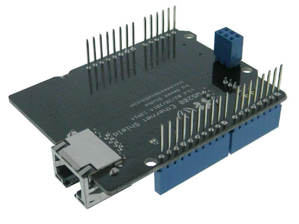 Ethernet Shield for Arduino W5200