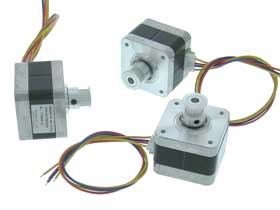 NEMA 17 Stepper Motor 3 Piece Starter Set CNC MILL 3d Printing GT2