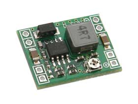 Micro Adjustable Step Down (Buck) DC/DC Converter 3A