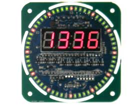 Creative Digital LED Clock