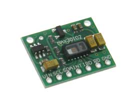Pulse Oximeter and Heart-Rate Module MAX30102