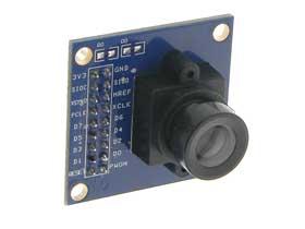 Arduino ArduCam OV7670 Camera