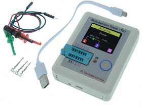 Multifunction Component Tester