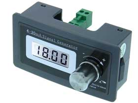 4-20mA Current Loop Signal Generator