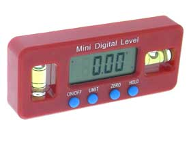 Smart Mini Level-Inclinometer