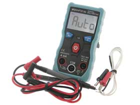 Digital Multimeter 4 Digit True RMS