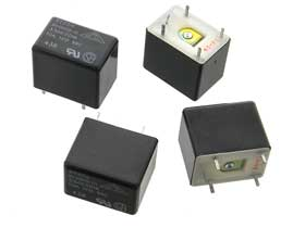 Pack of 4 - 12VDC SPDT 10A Relay, ACC