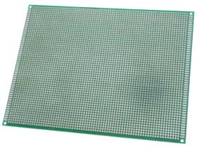 7-7/8in. X 5-7/8in. (20 X 15cm) Protoboard, Single Sided