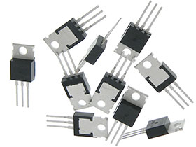 Pack of 10 - IRFZ44N Channel FET Transistor-55V