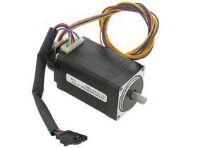Stepmotor, 1.8deg. NEMA 11, 4 Lead - 1.3A- with Encoder