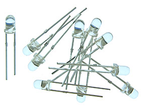 Pack of 10 - PD204-6B PIN IR Photo Diode