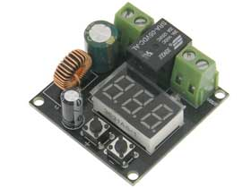 Battery Low Voltage Disconnect Board - 20A