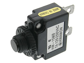 7 Amp Mini Thermal Circuit Breaker