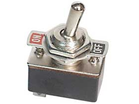 toggle switch spst on off mpja com