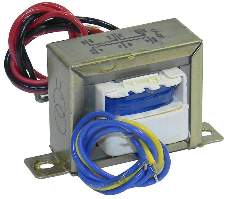 12V, 1A Center Tapped (6-0-6) Transformer | MPJA.COM