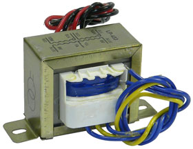 18V, 1A Center Tapped (9-0-9) Transformer