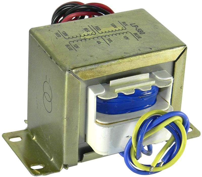 24V, 4A Center Tapped (12-0-12) Transformer