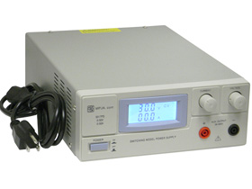 0-30V, 0-24A Variable Benchtop Power Supply